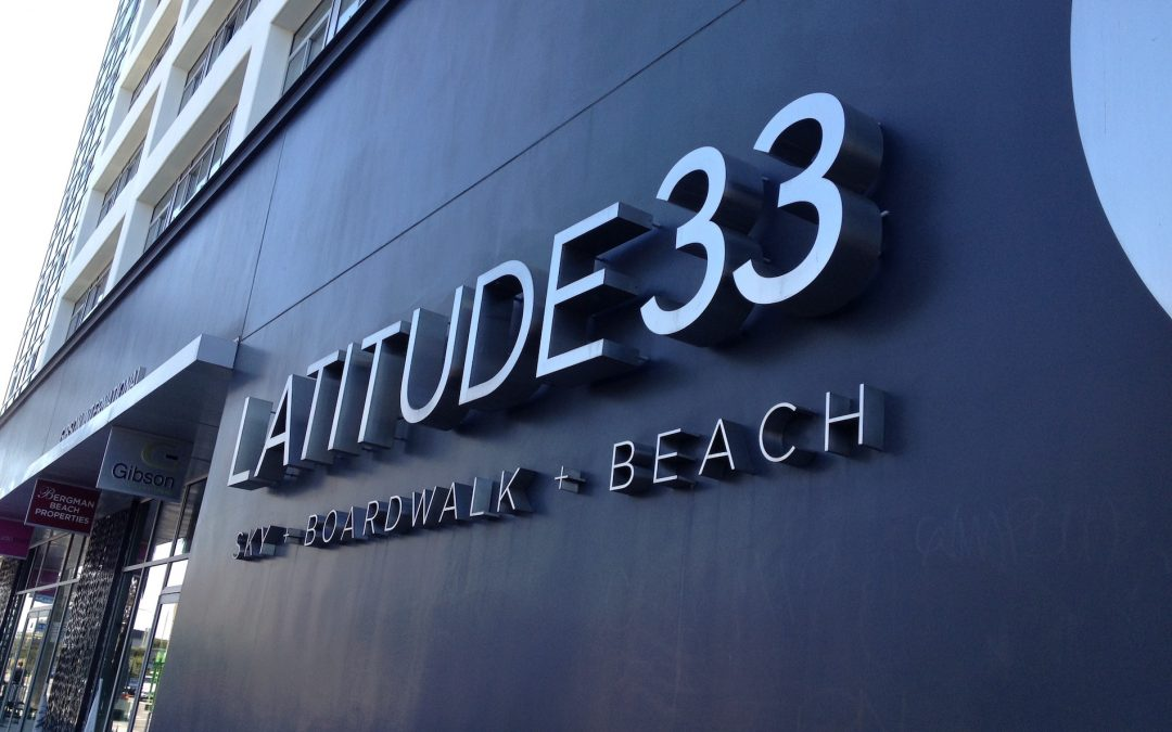 The Art of Fred Tieken – Latitude 33 Sky Lobby